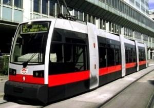 Трамвай в Австрії