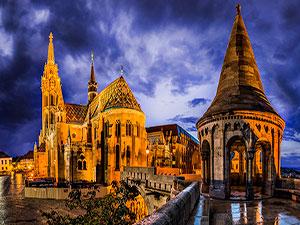 Hungary-Budapest-sights