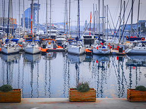 Барселона-порт