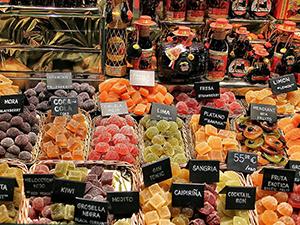 Барселона-ринок Бокерія