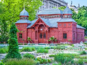 Ботанічний сад у Загребі