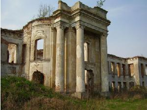 Замок у Ізяславі