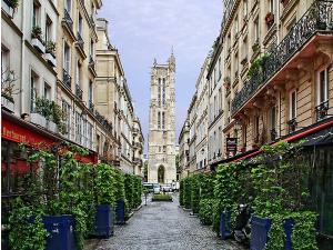 Латинський квартал у Парижі