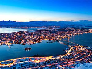 Норвегія, Тромсьо (Тромсо)