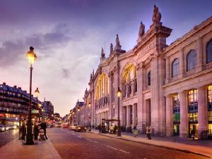 Північний вокзал у Парижі