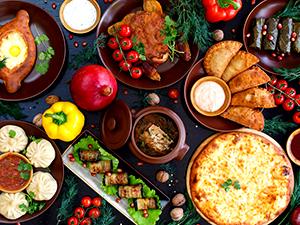 Грузинська їжа