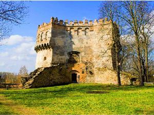 Замок в Осторзі
