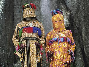 Нігерія традиційний новорічний маскарад
